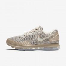 Nike Zoom Running Shoes Womens Grey SP4246XF