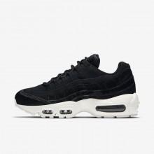 Nike Air Max 95 Lifestyle Shoes Womens Black/Dark Grey/Black SP8305KT