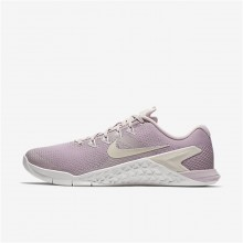Nike Metcon 4 Training Shoes Womens Rose/White SY1389JL
