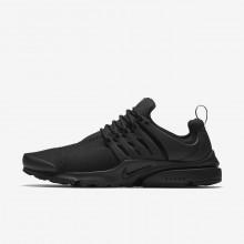 Nike Air Presto Lifestyle Shoes Mens Black/Black TG1329EY