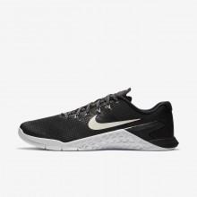 Nike Metcon 4 Training Shoes Mens Black/White TN1798RB