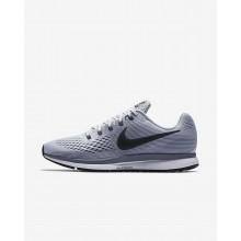 Nike Air Zoom Running Shoes Mens Platinum/Grey/Black/Dark Grey TV5393CN