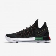 Nike Zoom KDX Basketball Shoes Womens Black/Multicolor UF5164WJ