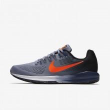 Nike Air Zoom Running Shoes Mens Dark Blue/Black/Navy/Red UV8983TS