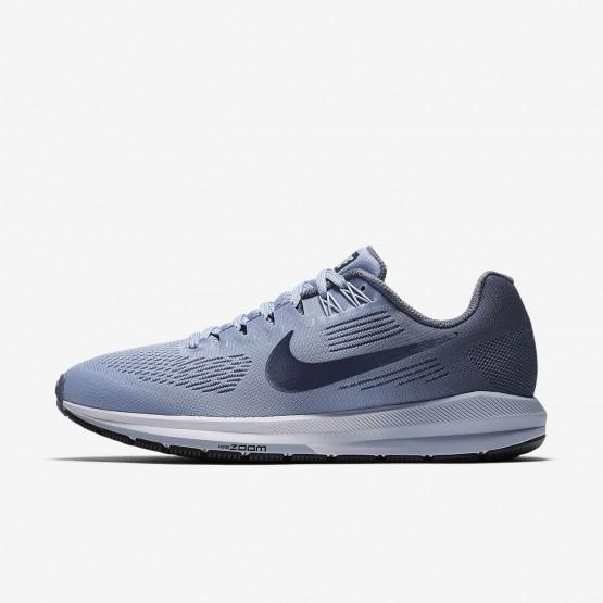 Nike Air Zoom Running Shoes Womens Blue/Navy VC6720WM