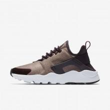 Nike Air Huarache Ultra Lifestyle Shoes Womens Metallic/Pink VH2043YC