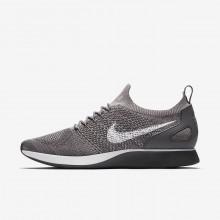 Nike Air Zoom Lifestyle Shoes Mens Grey/Dark Grey/White WC5229WN