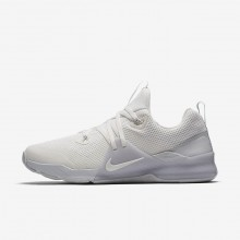 Nike Zoom Training Shoes Mens White/Platinum WE5860OD