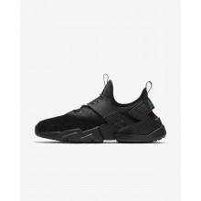 Nike Air Huarache Drift Lifestyle Shoes Mens Black/White/Dark Grey WE6057AT