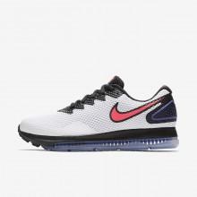 Nike Zoom Running Shoes Womens White/Black/Red WJ3709RH