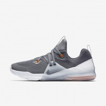 Nike Zoom Training Shoes Mens Dark Grey/Red/Dark Grey WQ8373UN