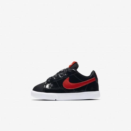 Nike Blazer Lifestyle Shoes Girls Black/Coral/Red WR6985CS
