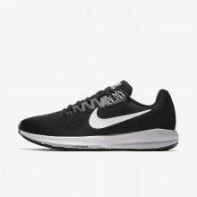 Nike Air Zoom Running Shoes Womens Black/Grey/White WV5966HO