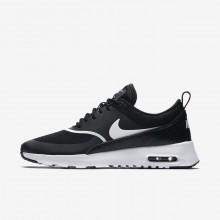 Nike Air Max Thea Lifestyle Shoes Womens Black/White WZ2282TN