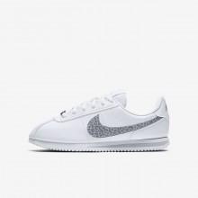 Nike Cortez Lifestyle Shoes Girls White/Grey XE1802CL