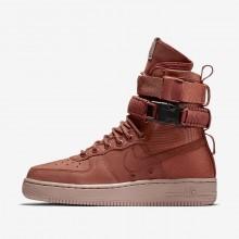 Nike SF Air Force 1 Lifestyle Shoes Womens Pink XH7648BG