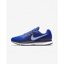 Nike Air Zoom Running Shoes Mens Royal/Obsidian/Royal XL7964ZB
