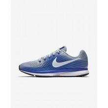 Nike Air Zoom Running Shoes Mens Grey/Blue/Royal/White XP9726ZH