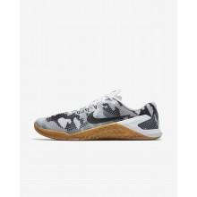 Nike Metcon 4 Training Shoes Mens White/Brown/Black YP9032TR
