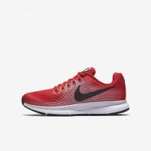Nike Zoom Running Shoes Boys Red/Grey/Black/Dark Grey YQ1221ON