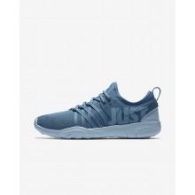 Nike Free Trainer 7 Premium Training Shoes Womens Light Turquoise/Navy YT7940IU