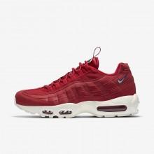 Nike Air Max 95 Lifestyle Shoes Mens Red/Blue ZQ9509WS