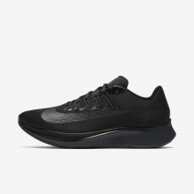 Nike Zoom Running Shoes For Women Black/Dark Grey/Black ZW4961MQ